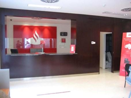 Banco Santander, Valterna