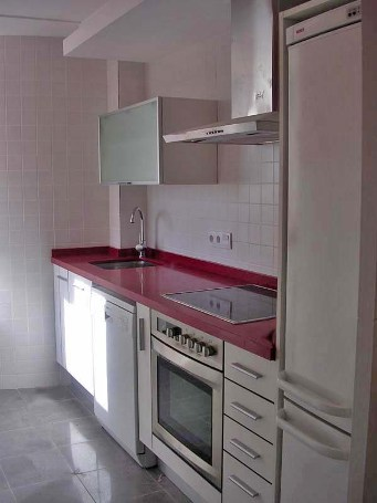 Apartamento, Mareny Blau
