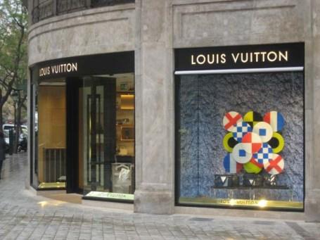 Tienda Louis Vuitton, C/ Poeta Querol de Valencia