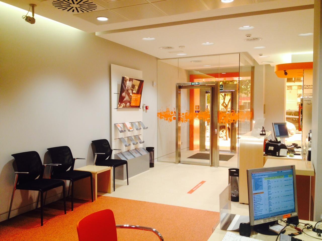 Entrega oficina bankinter en alzira bojuna for Oficina virtual bankinter