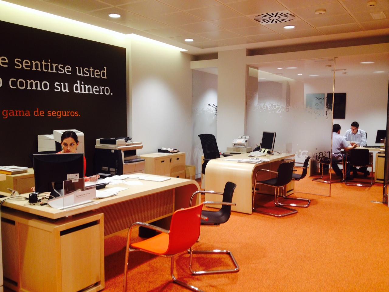 Entrega oficina bankinter en alzira bojuna for Oficinas de bankinter en madrid