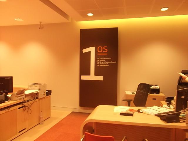 Entrega oficina bankinter avda cid valencia bojuna for Oficina virtual bankinter