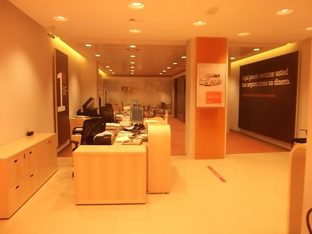 Entrega oficina bankinter avda cid valencia bojuna for Oficinas banco santander valencia