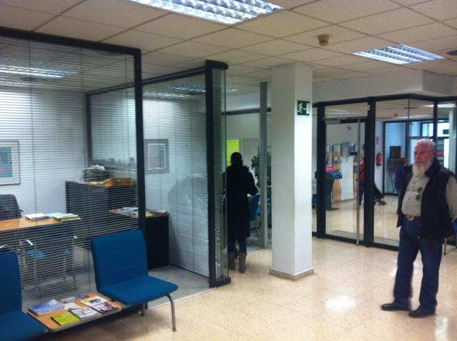 Entrega obra bankia chiva bojuna for Oficinas de bankia en madrid