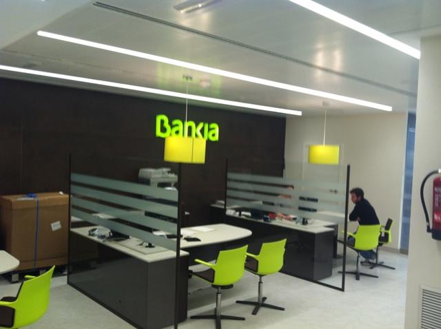 entrega oficina bankia crevillente bojuna ForOficinas De Bankia En Madrid