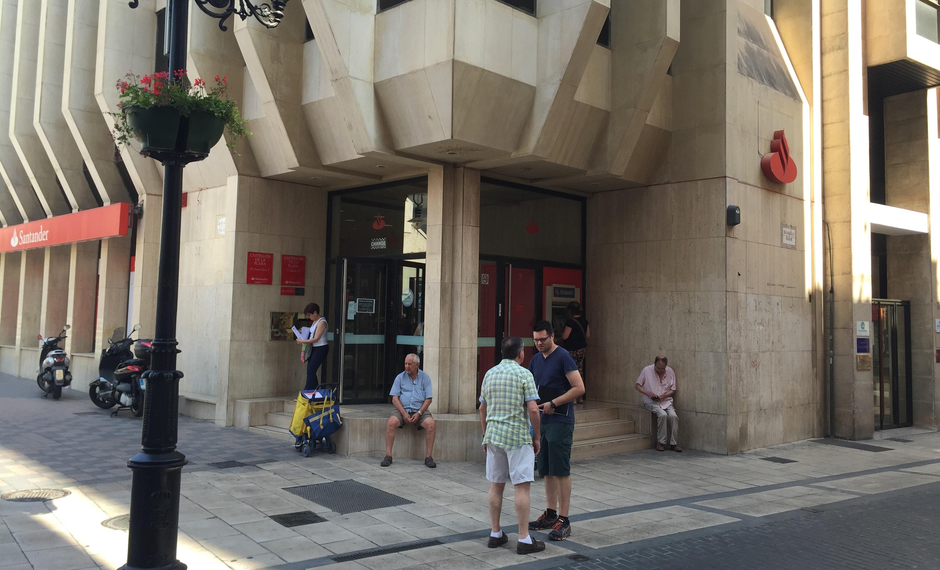 Banca bojuna for Oficina agil bankia