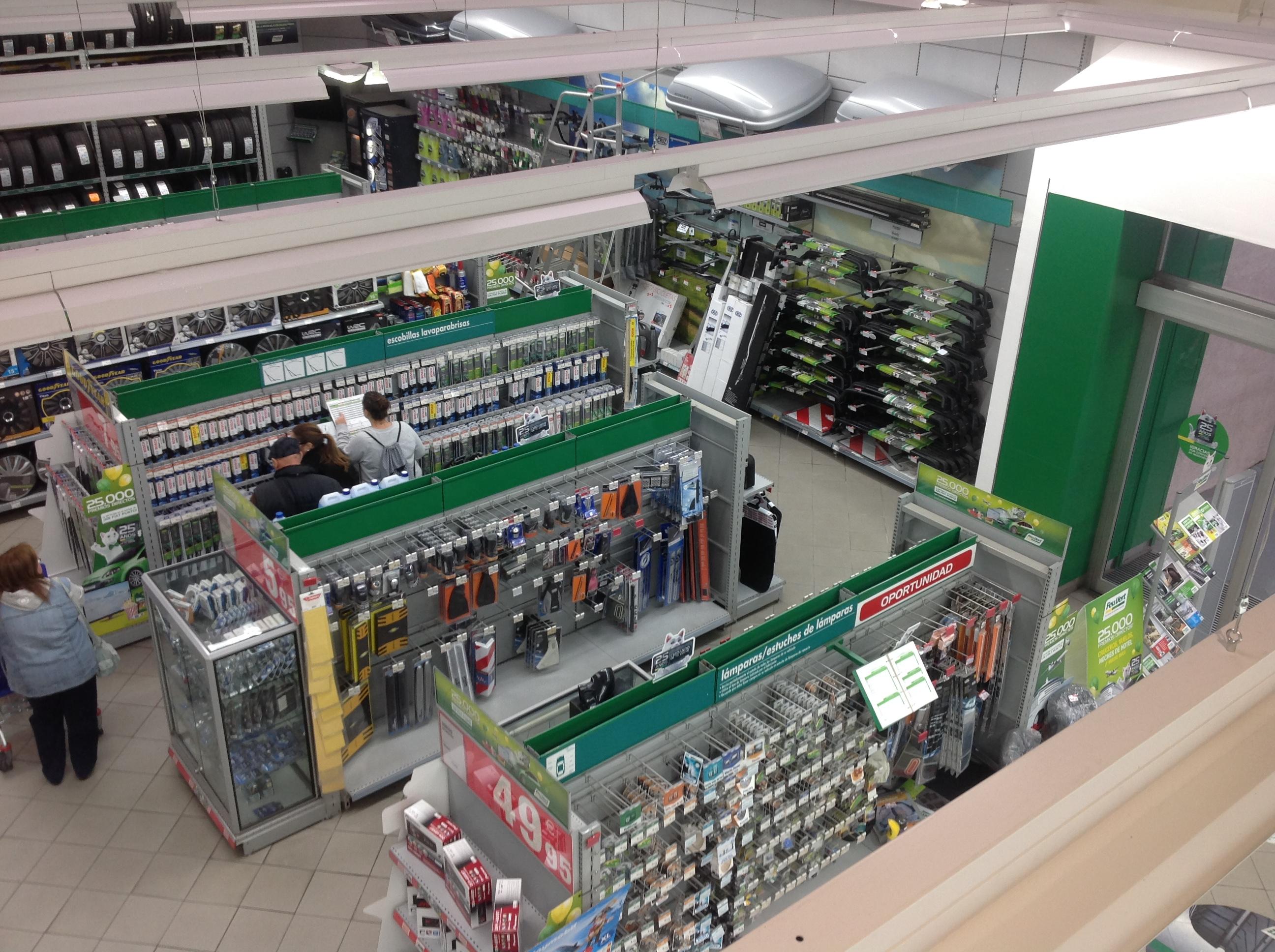 Fin de obra en las instalaciones de Feu Vert Granada